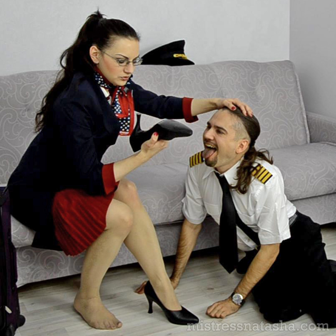 Domestic by force femdom