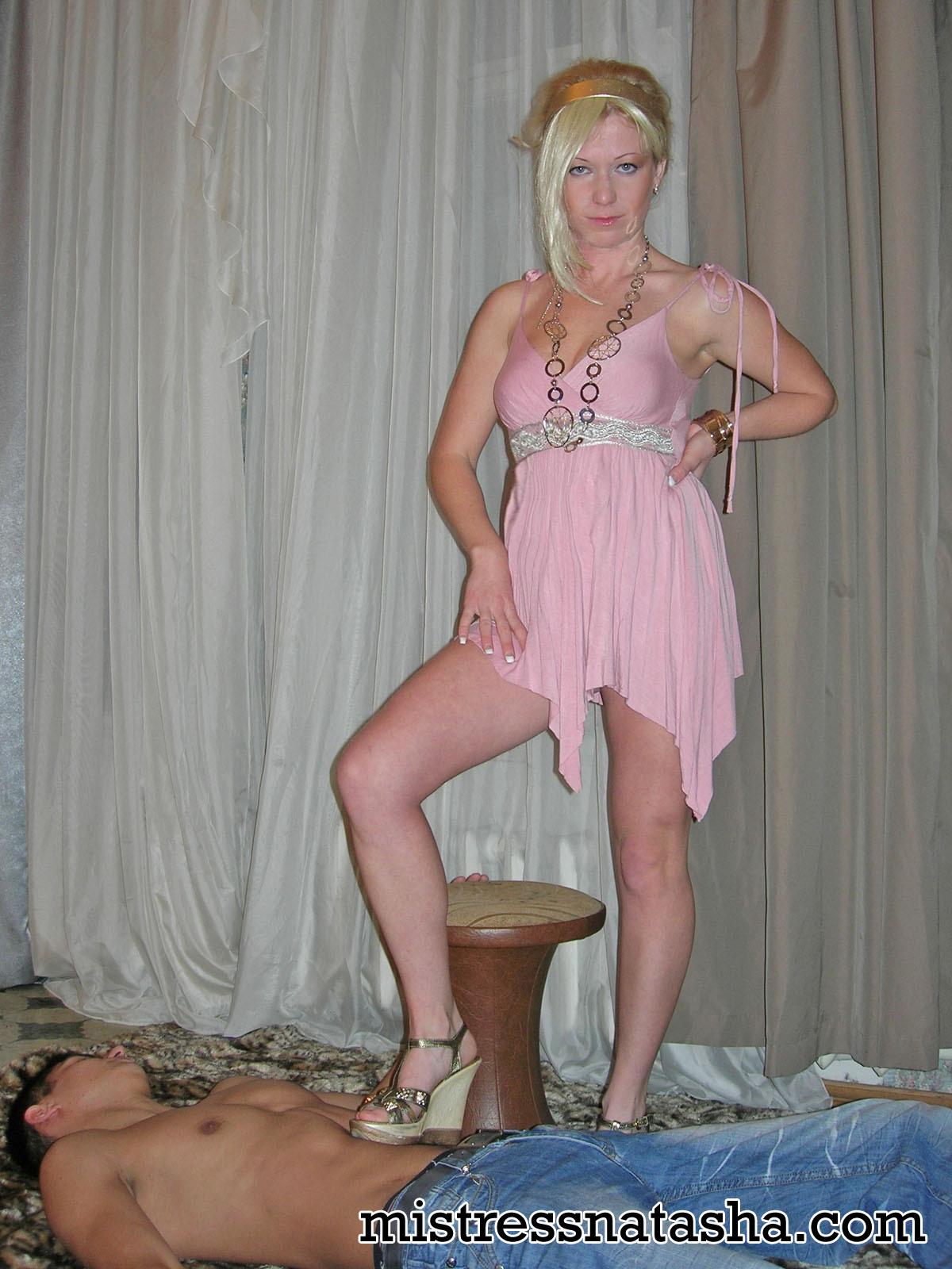 Erotic life cast feet